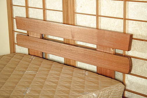 Head Board Angled + Rounded 140